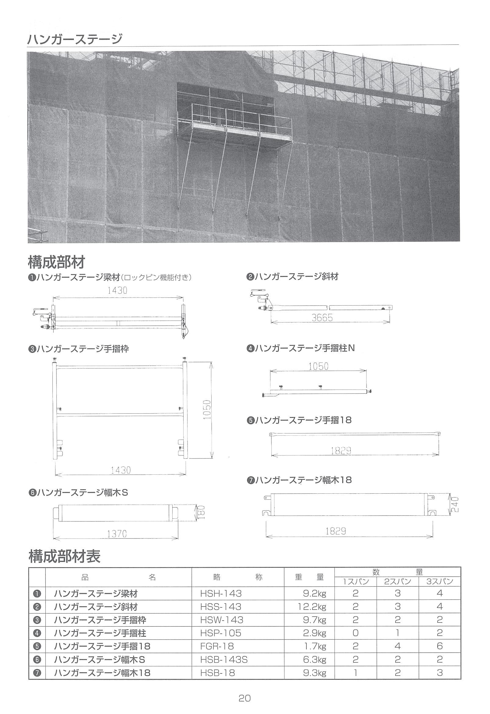商品パンフ28-ハンガーステージ