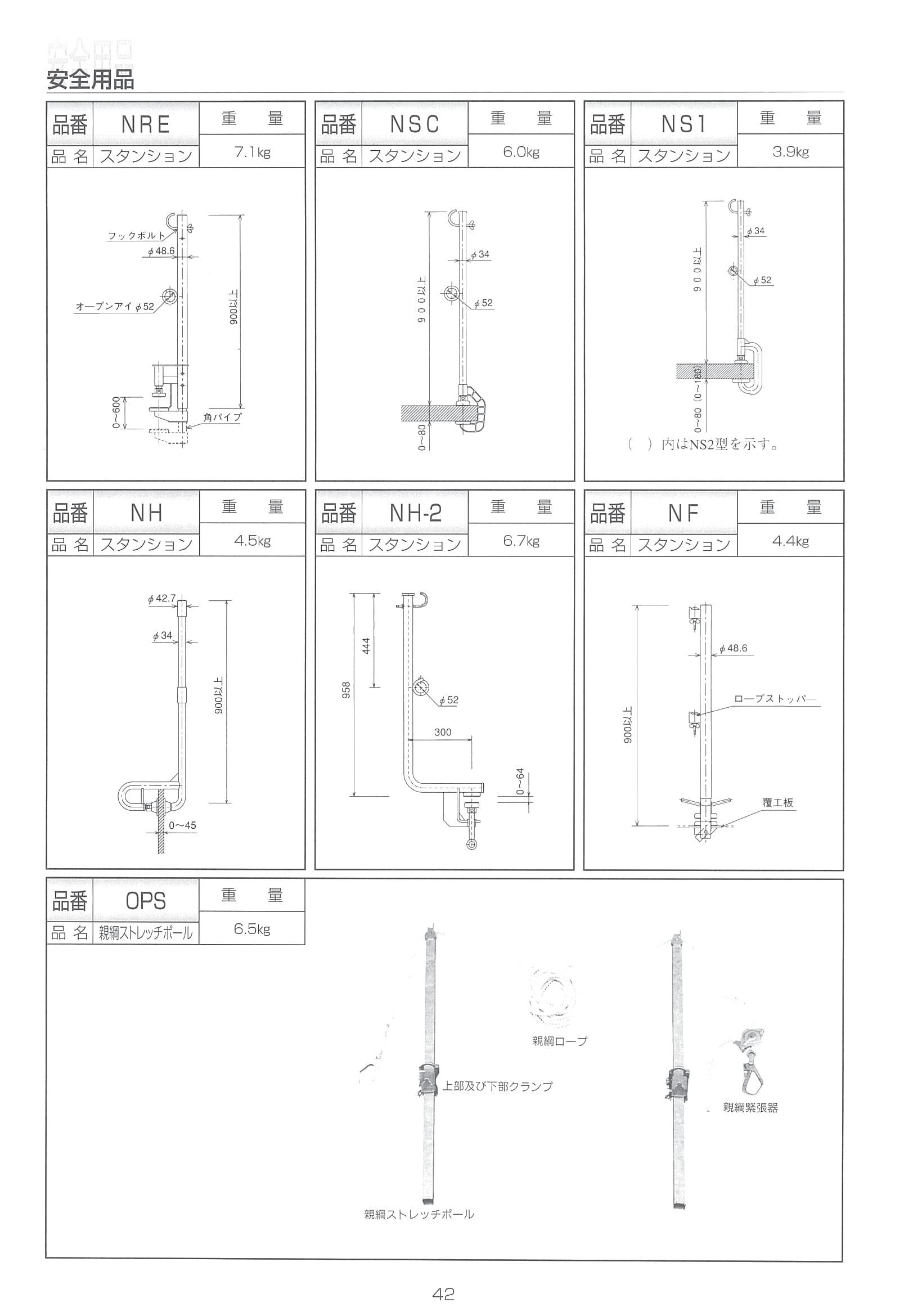 商品パンフ50-1安全用品